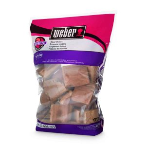 Weber Chips and Chunks