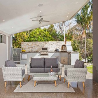 outdoor living perth - bbq perth   Oasis Outdoor Living