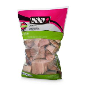 APPLE WOOD CHUNKS 1.8kg