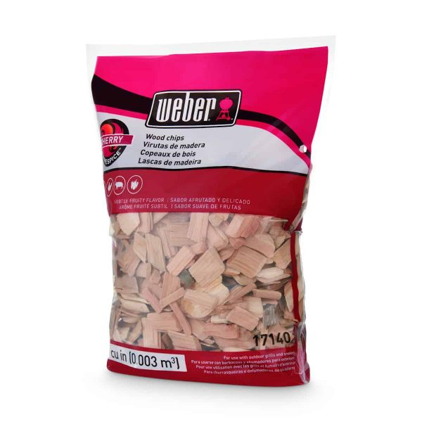 CHERRY WOOD CHIPS 900g