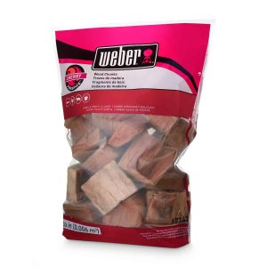 CHERRY WOOD CHUNKS 1.8kg