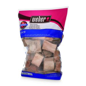 HICKORY WOOD CHUNKS 1.8kg