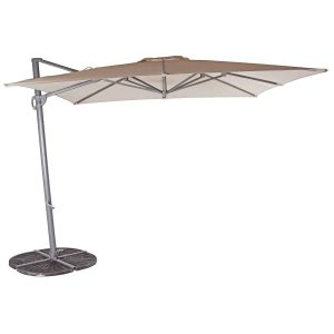 Lynden 2.8m Square Cantilever Umbrella Outdoor Umbrella Perth