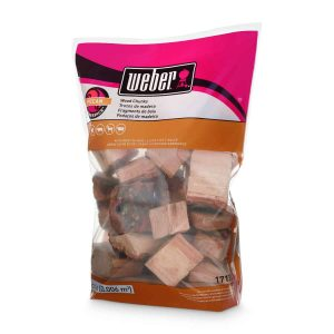 PECAN WOOD CHUNKS 1.8kg