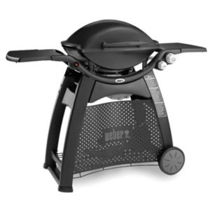 WEBER FAMILY Q3100 BLACK LP