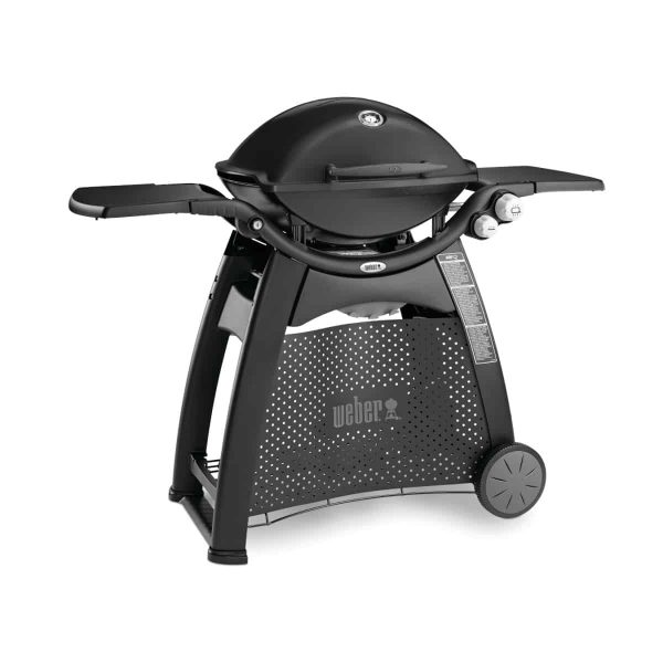 WEBER FAMILY Q3200 BLACK LP