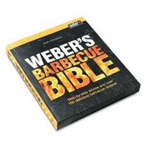 Weber Barbecue Bible Cookbook