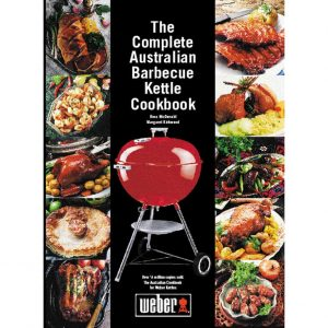 complete australian barbeque kettle cookbook
