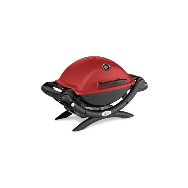 WEBER BABY Q1200 RED