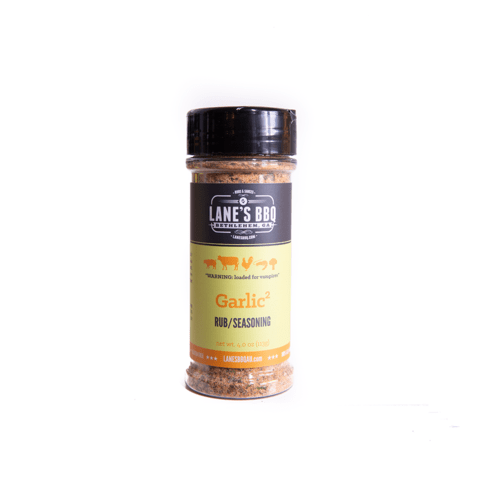 Lane's BBQ Rub Seasoning Garlic 2