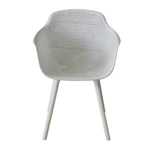 Outdoor Chair Furniture for sale in Perth Lilac Jasmine Chair White