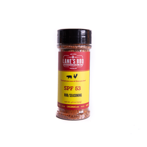 Lane's BBQ Rub Seasoning SPF53