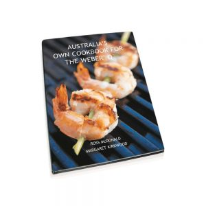 australias own cookbook weber q