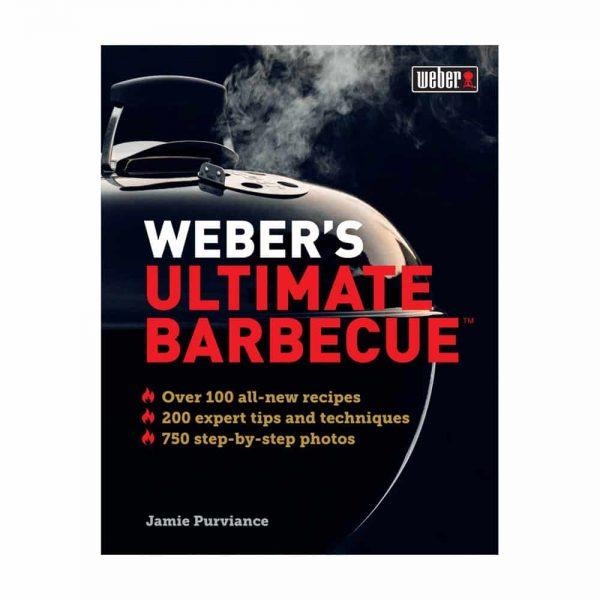 weber ultimate barbeque cook book