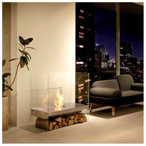 Igloo Designer Fireplace