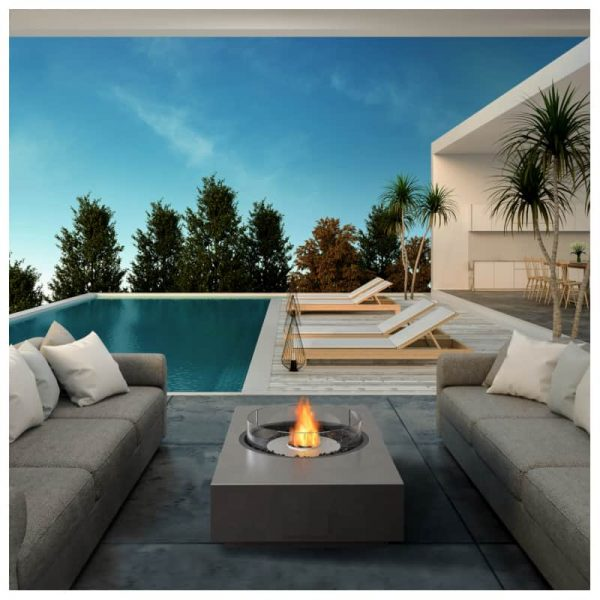 Martini Fire Pit Table