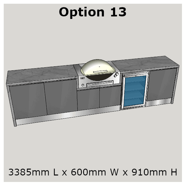 Kitchen Option 13