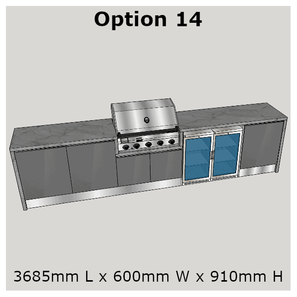 Kitchen Option 14