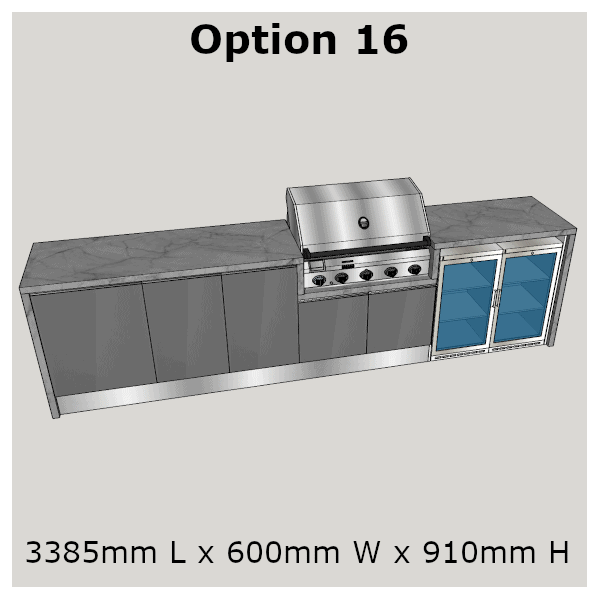 Kitchen Option 16