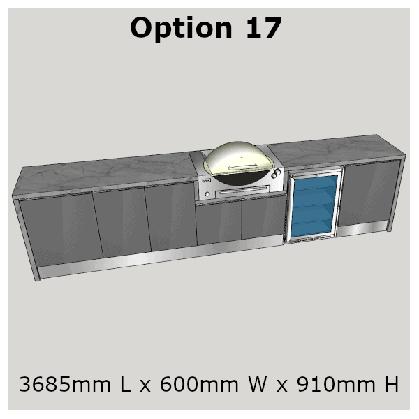 Kitchen Option 17