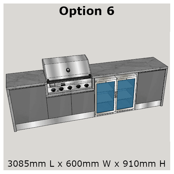Kitchen Option 6