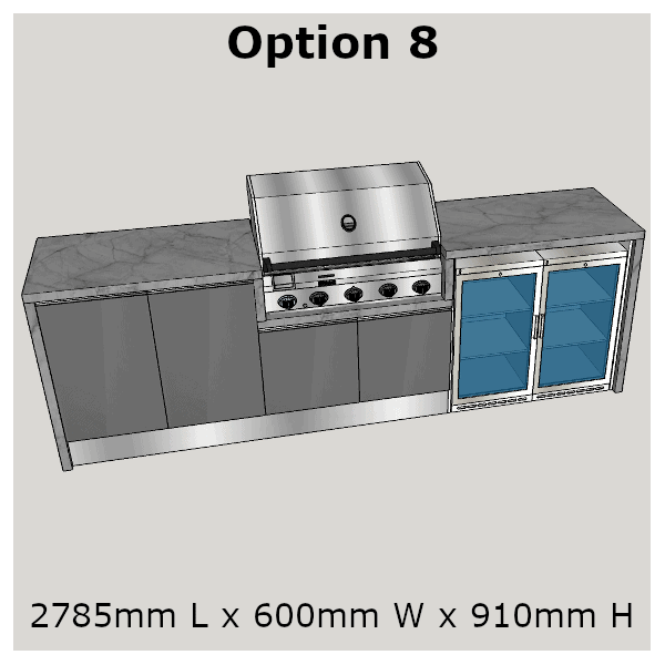 Kitchen Option 8