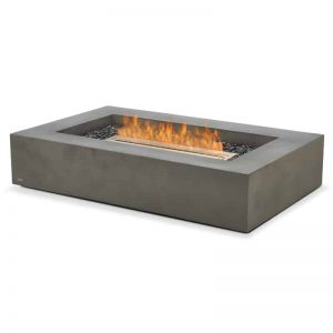Wharf Fire Pit Table Natural
