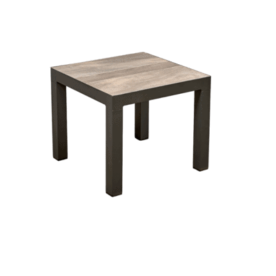 Memphis Ceramic Side Table 50cm
