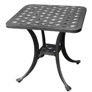 Nassau Cast Aluminium Side Table